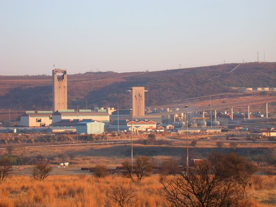 Bell Tolls for Gold Mine That Once Powered South African Economy