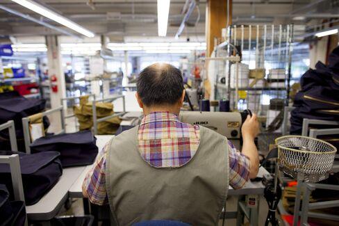 A Worker in Seattle, Washington