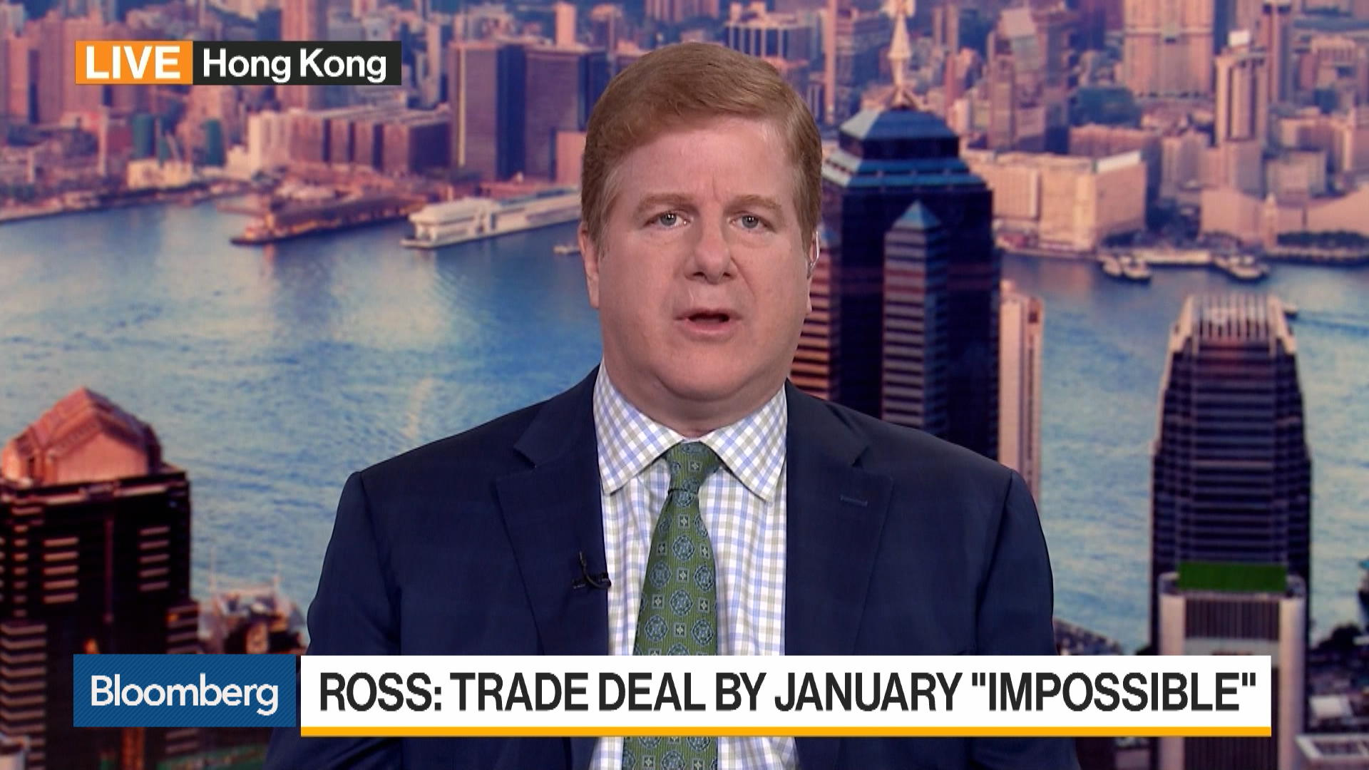 U.S. Chamber's Brilliant Says Trade Talks With China Not Done at 'Right Level'