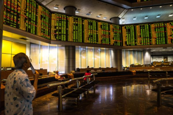 Stock Index And Currency Images As Malaysian Stocks Erase Drop After Falling 20 Percent From Peak