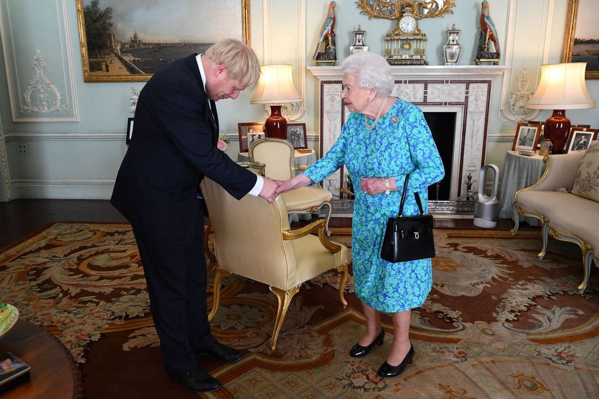 Queen Can Call Boris Johnson's Latest Brexit Bluff