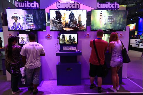 Twitch At Gamescom Fair