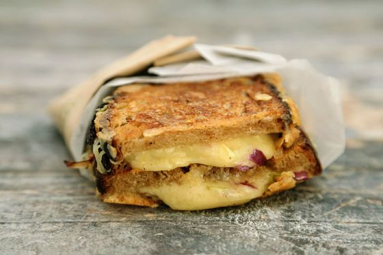 London's Top 12 Cheese Dishes: From Classic Souffle to Halloumi Burger