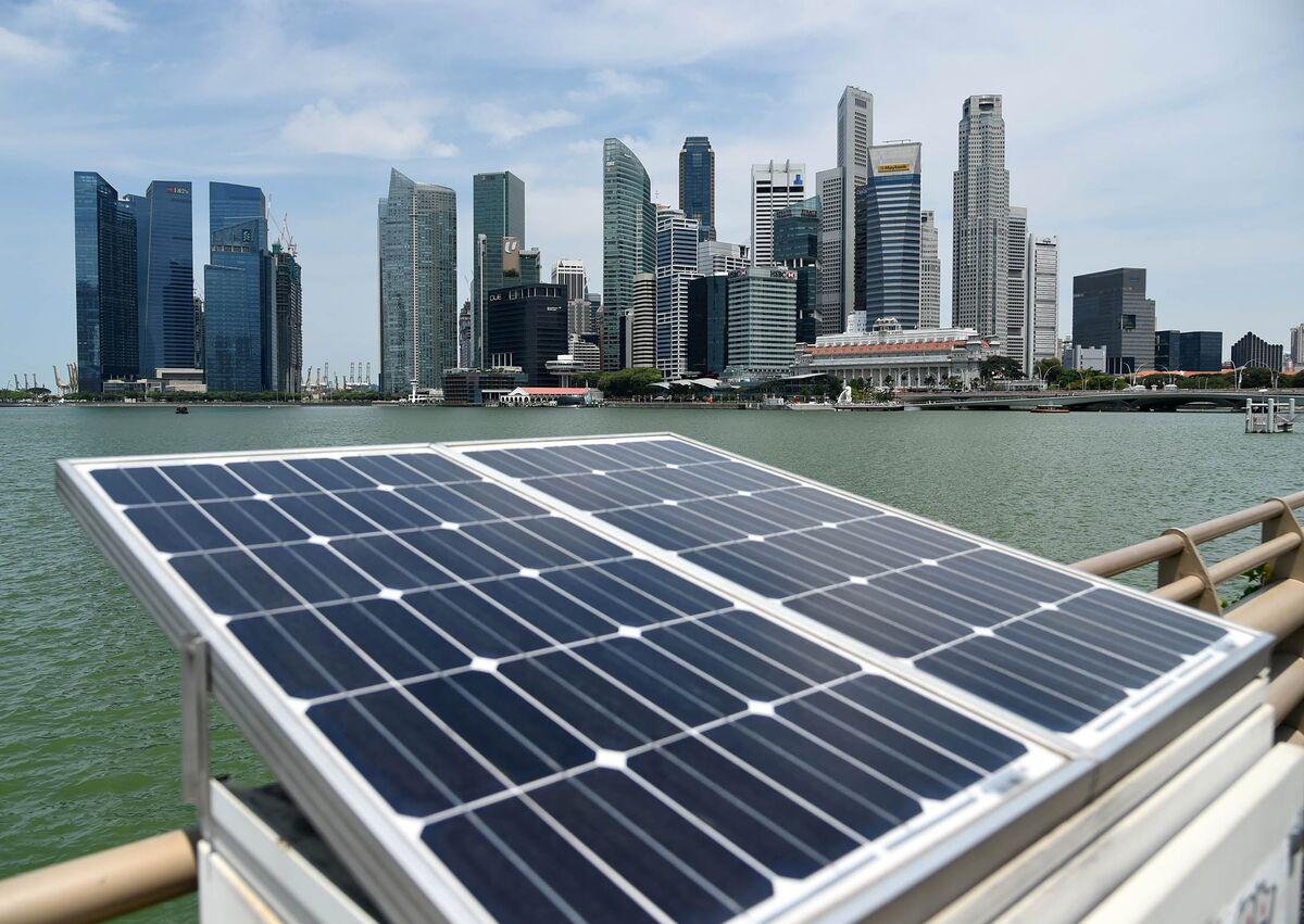 A Tiny Island Off Singapore May Hold Keys to Energy's Future