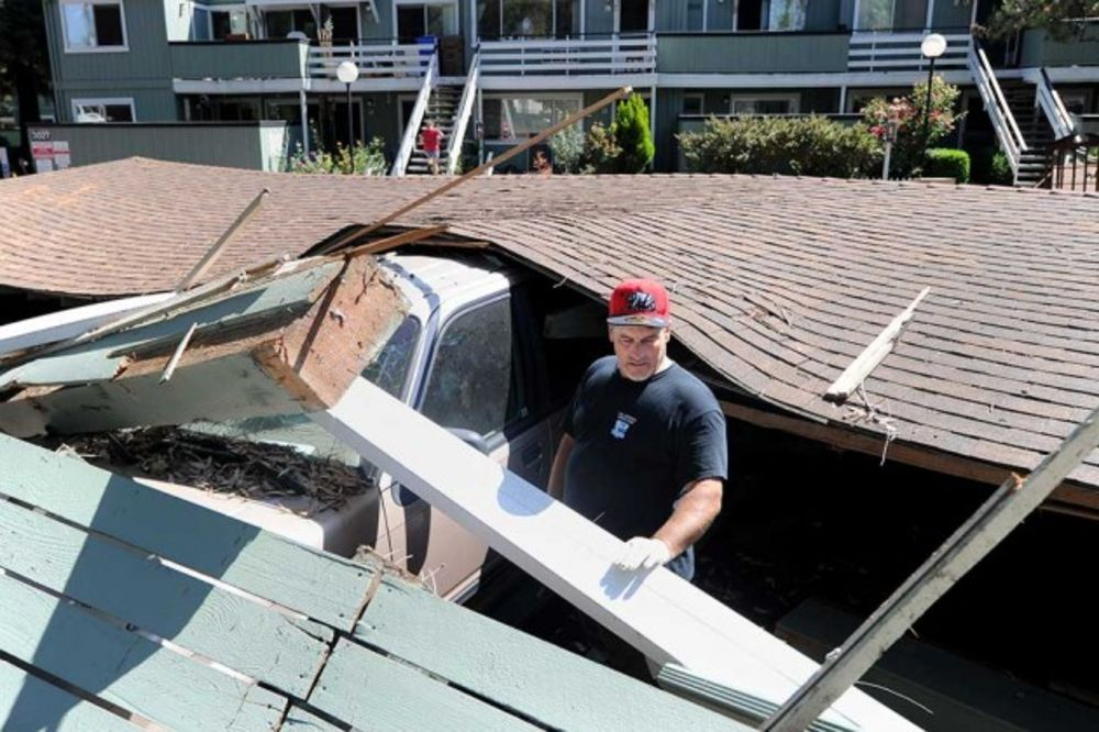 88 Percent of Californians Don't Have Earthquake Insurance