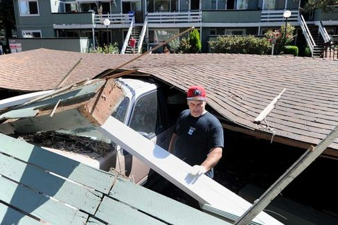 Why 8 Out of 9 Californians Don't Buy Earthquake Insurance