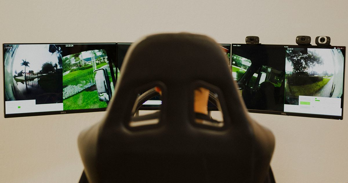 These Truckers Work Alongside the Coders Trying to Eliminate