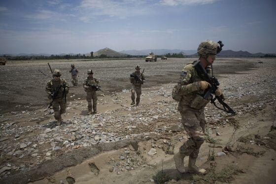 Afghan Peace Talks Begin As U.S. Eyes Exit From Years of War