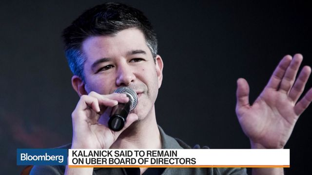 David Trujillo will replace David Bonderman on Uber's board