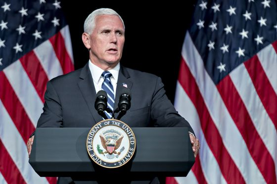 Pence Casts China as Republican Campaign Foe in Harsh Speech
