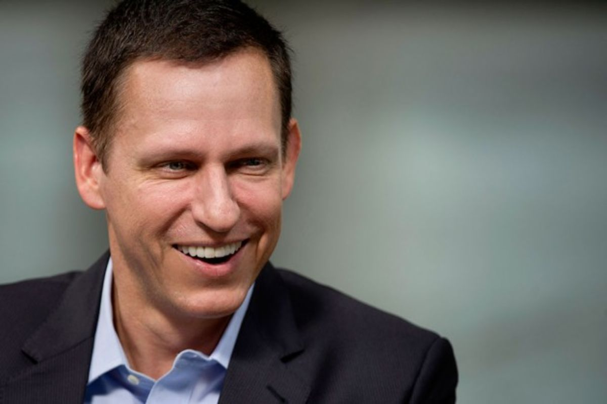 Peter Thiel on Creativity: Asperger's Promotes It, Business School Crushes It