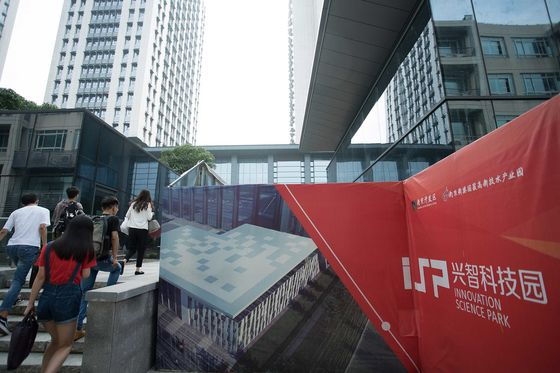 China's Technology Sector Takes On Silicon Valley