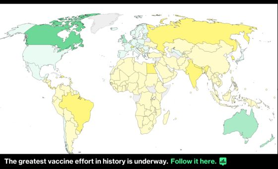 Canada's Flawed Vaccine Plan Sends Snowbirds to U.S. for Jab
