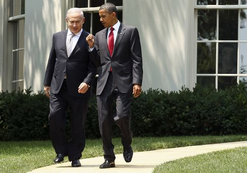 Obama Jewish Support Ebbs in Key Swing State Amid Economic