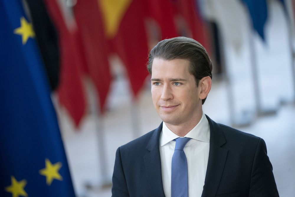 Austria's Kurz Goes to Belt and Road Forum But Won't Sign Accord