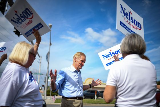 Trump Lobs Fraud Accusation at Democrats Over Florida Vote Count