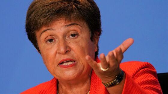 IMF Chief Risks Weakened Authority After China-Linked Probe