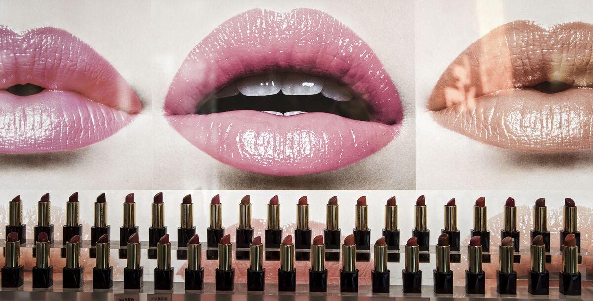 Estee Lauder's Not Just a Pretty Face