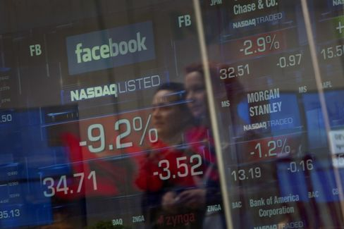 NYSE Opposition to Nasdaq Could Delay Facebook Compensation Plan