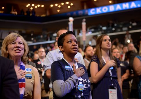 Democratic Convention to Propel Obama to 2nd Term Kicks Off
