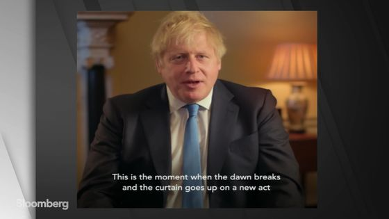 Boris Johnson Heralds Brexit as Opportunity for 'Renewal and Change'