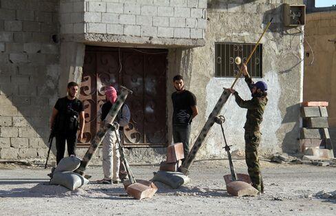 Russia Says U.S. Risks Al-Qaeda Boomerang With Syria Rebels