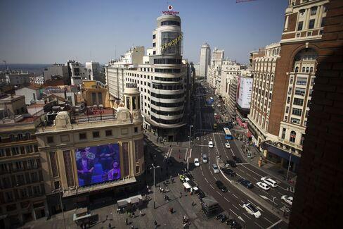 Spanish Banks Gorging on Sovereign Bonds
