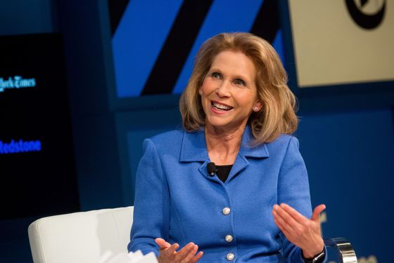 After Years of Battle, Shari Redstone Runs an Empire of Her Own