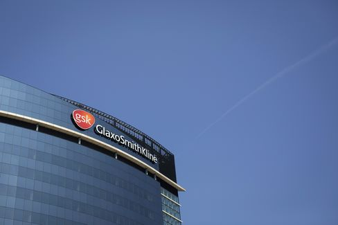Glaxo Says Gisserot Succeeds Reilly as China Drug Unit Head