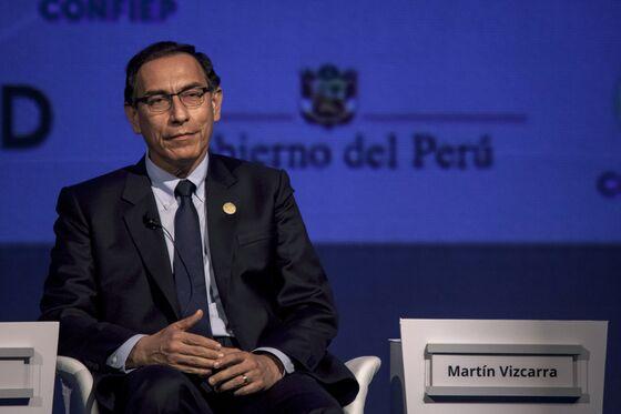 Peru Anti-Graft Referendum Boosts Vizcarra And Punishes Congress