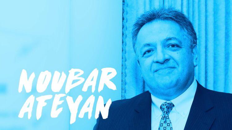 relates to Episode 3: Moderna's Noubar Afeyan