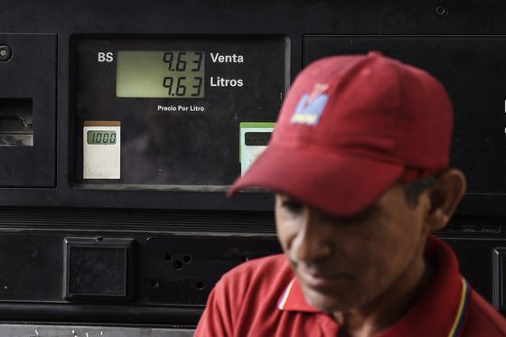 In Venezuela, The Only Way to Cheap Gas Is Through Big Brother