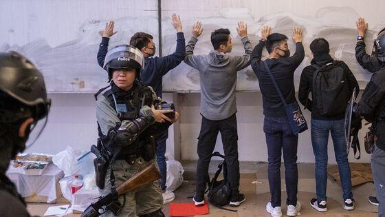 Hong Kong Activists Urge Protests Against New China Security Law