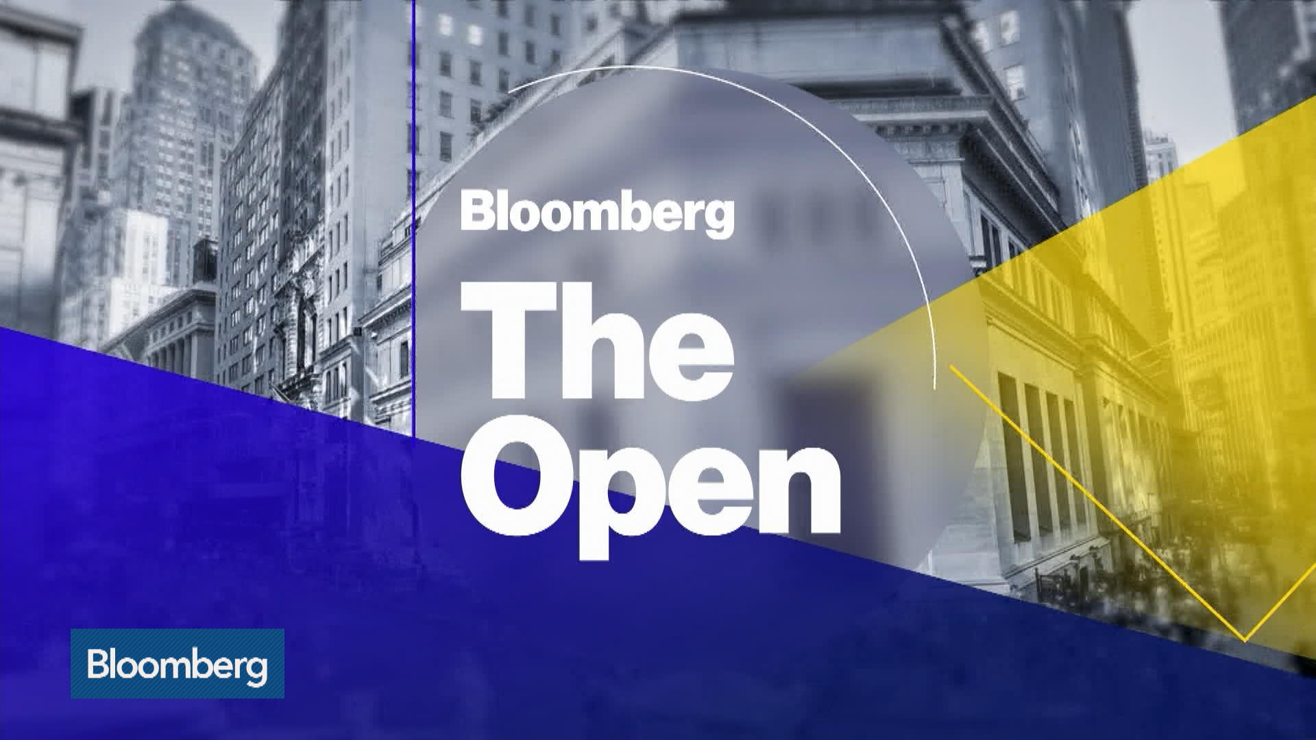 'Bloomberg The Open' Full Show (08/20/2019)