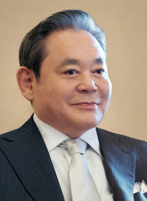 Chairman Lee's relentless dissatisfaction and discipline are Samsung's driving forces