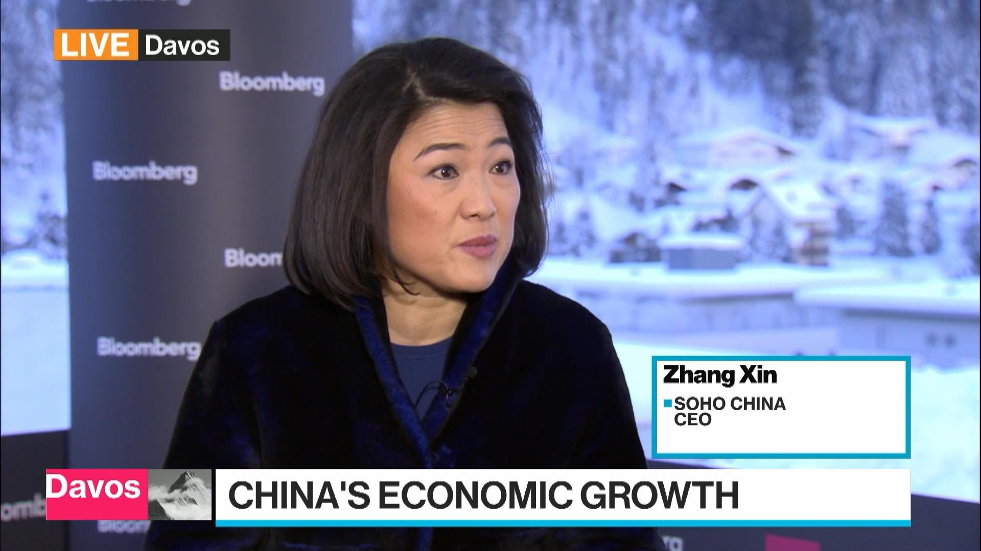 Soho China CEO Says All Eyes Are on U.S.-China Trade Talks