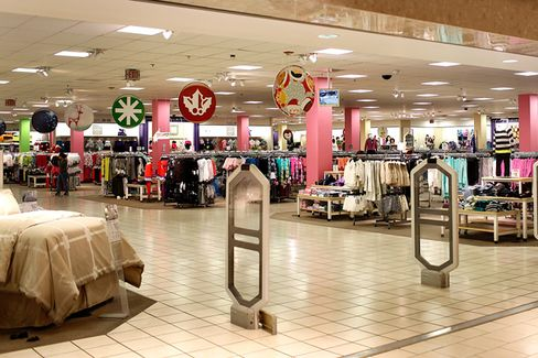 Is JC Penney Giving Away the Store?