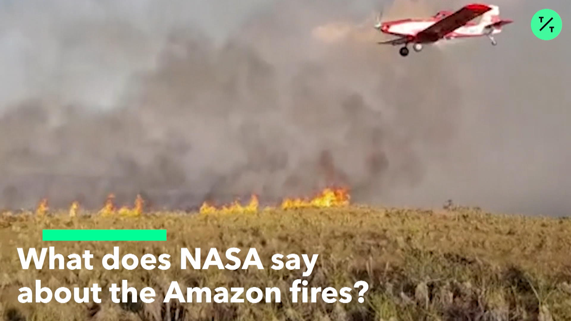 What NASA Says About the Amazon Fires