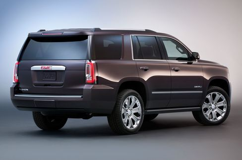 The Denali comes with a 6.2-liter V8 engine with 420 horsepower.
