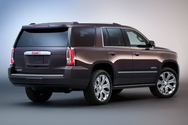 Gmc Yukon Xl Denali Review Bloomberg