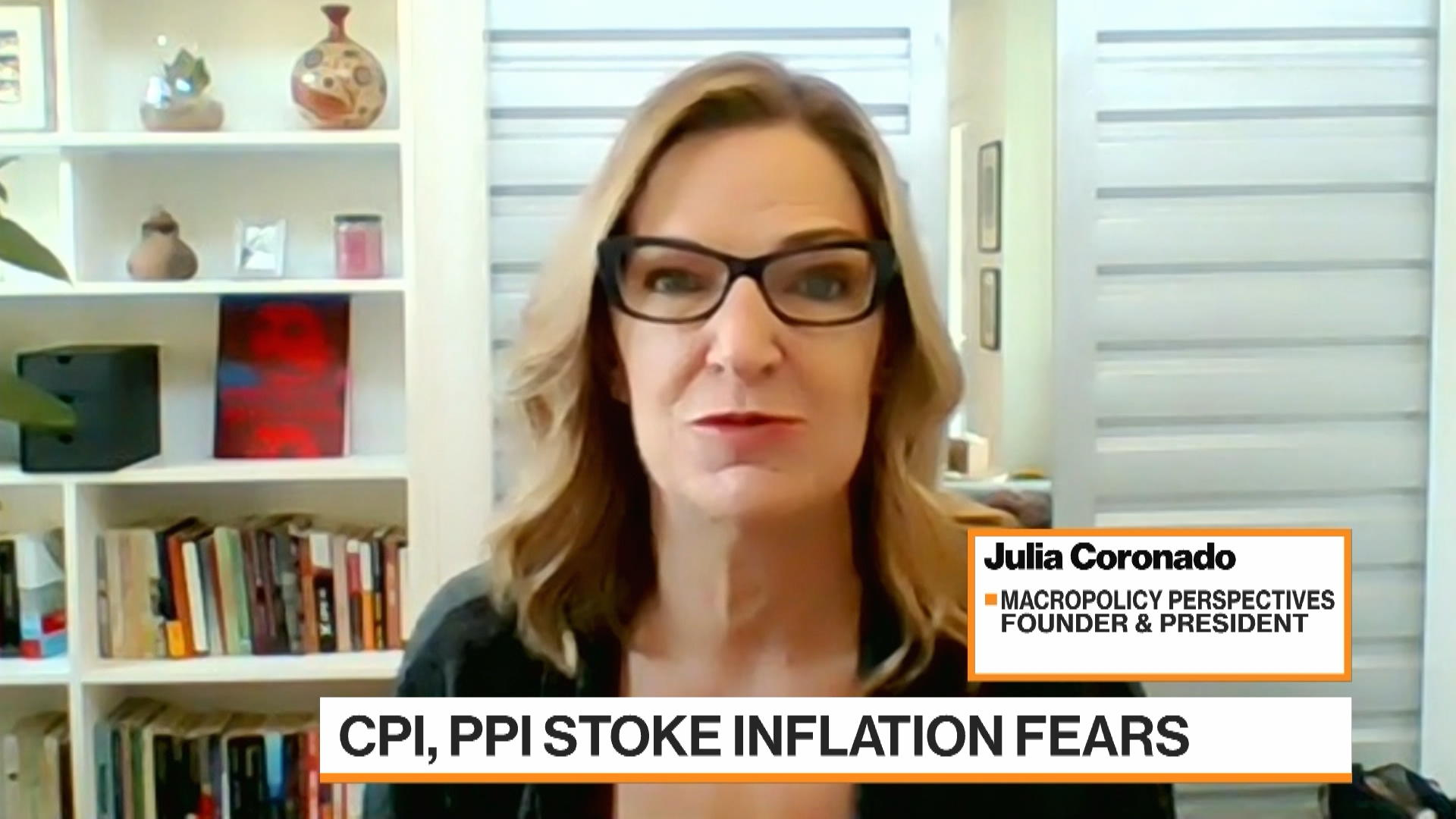 Macropolicy Perspectives Founder on Inflation Fears