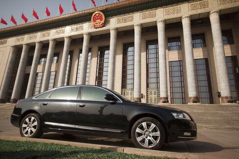 Audi Spurns China Company-Car Role to Rebuild Market Share