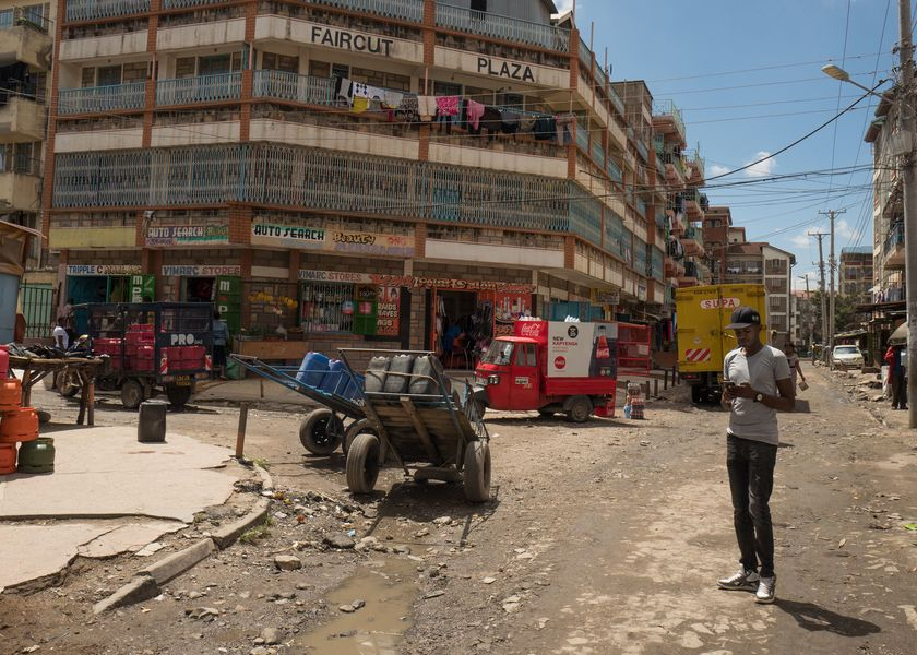 relates to Tech Startups Are Flooding Kenya With Apps Offering High-Interest Loans