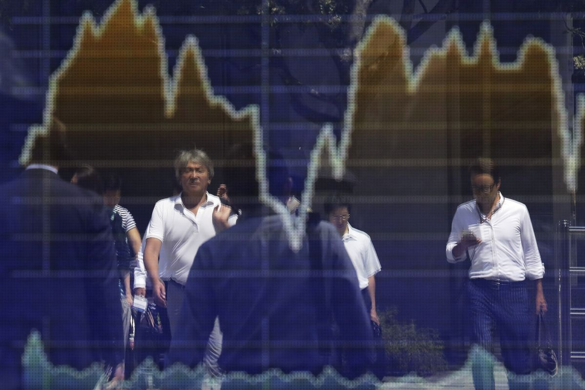 Tokyo Arbitrage Funds Lift Short Positions to Record, Risking Squeeze