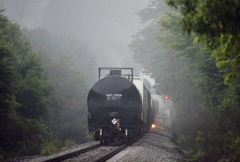 Tennessee Train Fire