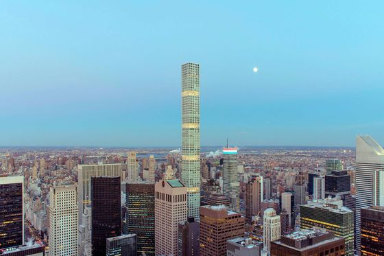 Luxury Supertowers Are Going Even Higher (Don't Mind the Swaying!)