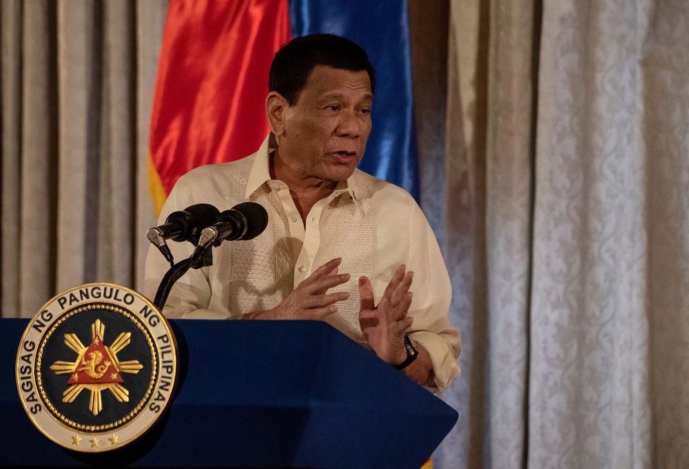 Duterte Signing Papers, Not Confined in Hospital, Spokesman Says