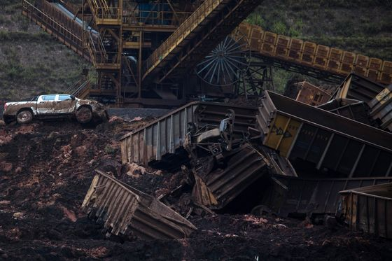 Vale Tailings Dam at Imminent Risk of Rupture, Authorities Say