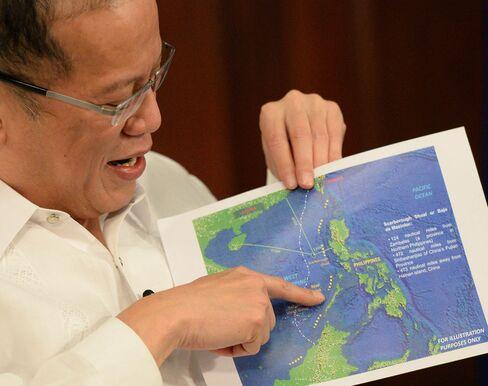 Former Philippine president Benigno Aquino discusses China'sterritorial claims.