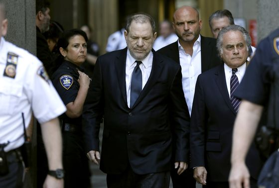 Weinstein Co. Must Face Sexual Harassment Suit, Judge Rules